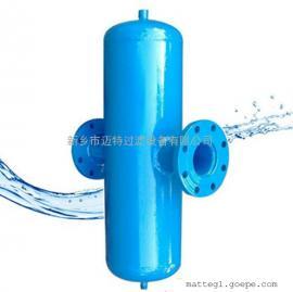 锅炉蒸汽中游离状态的水用什么样的汽水分离器