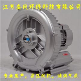 环形旋涡风机