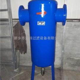 MDF-350热风循环蒸箱汽水分离器、挡板式不锈钢汽水分离器
