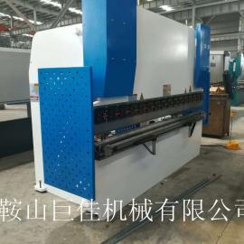 不锈钢4米数控折弯机 4米不锈钢数控剪板机折弯机