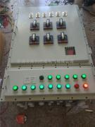钢板焊接防爆控制箱/防爆模块箱