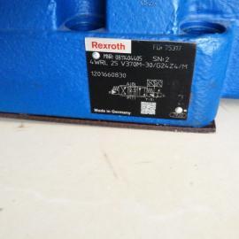 比例阀0811404405 4WRL25V370M-3X/G24Z4/M 现货销售