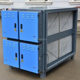 海曙安装工业油雾净化器 ,厂家直销LJDY油烟净化器效率高