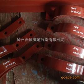 沧州赤诚供应D2三孔短管夹生产厂家报价