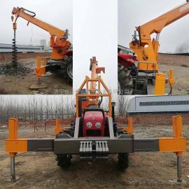 长螺旋式吊打一体机 改装打桩机厂家专业生产