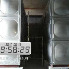 全富牌 珠海组合式生活水箱 珠海伟创力消防水箱服务商 保温水箱