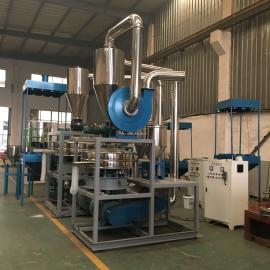 【塑料磨粉机PVC600-科培达机械-发泡板-扣板专用磨粉机】
