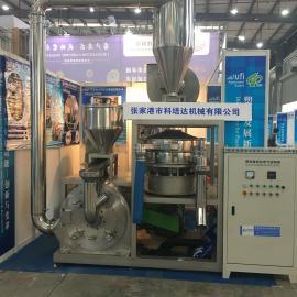 【PE600全自动塑料磨粉机-研磨机】-张家港市科培达机械有限公司