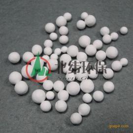 陶瓷氧化铝瓷球 环保陶瓷填料