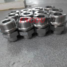 BHJ-G3/4不锈钢防爆活接头湖北厂家