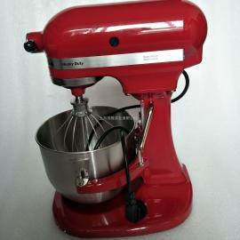 美国KitchenAid厨宝5K5SS厨师机和面打奶油机 厨宝搅拌机