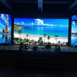 P2.5全彩LED显示屏用视频处理器可实现现场直播吗?