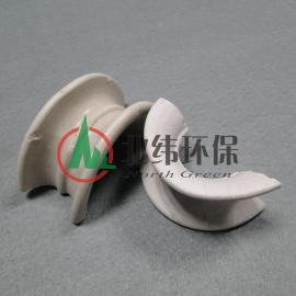 陶瓷填料 陶瓷矩鞍环