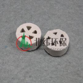 开孔瓷柱 陶瓷填料