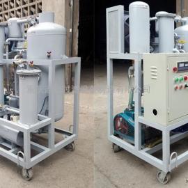 润滑油液压油脱水过滤机