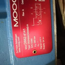 MOOG穆格D662-4141 全新原装进口