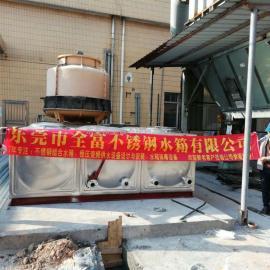全富牌 深圳装配式BDF不锈钢水箱 7年专业方形组合水箱制造