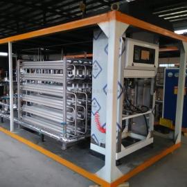 LNG加气站设备 低温潜液泵撬设备 天然气杜瓦瓶充装设备