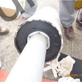 桥梁拉索新型充气防水装置的制作