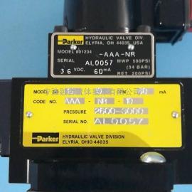 BD15AAANB10 原装进口派克伺服阀现货
