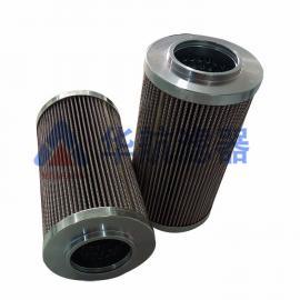 华航厂家生产替代威格士滤芯 V6011V2C05液压油折叠滤芯