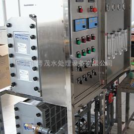 珠海纯水设备厂家―电子行业每小时3吨超纯水设备设计方案