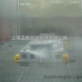 精密冲压模具清理专用清洗房在新能源汽车领域的应用