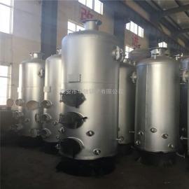 立式烧柴燃煤两用蒸汽锅炉 十博体育节能立式蒸汽锅炉