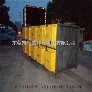 东莞等离子光解废气除臭净化器生产厂家