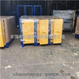 广东喷漆废气治理、磁感应光解除臭设备、东莞杉盛厂家直销