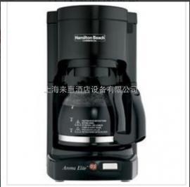 美国咸美顿 HDC700B 4杯滴漏式咖啡机
