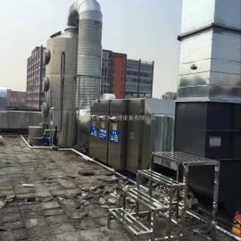 珠海工业废气净化除臭机