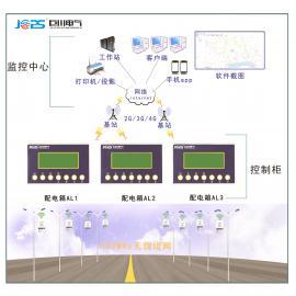 RF433无线路灯单灯控制系统 单灯控制器 单灯集中器