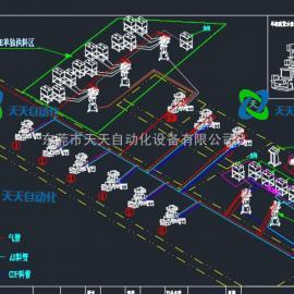 注塑中央供料系统应用无线局域网技术