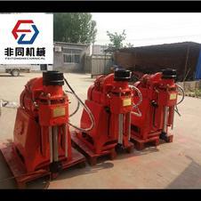 非同生产注浆钻孔一体机ZLJ-250坑道钻机 WSS双液注浆机