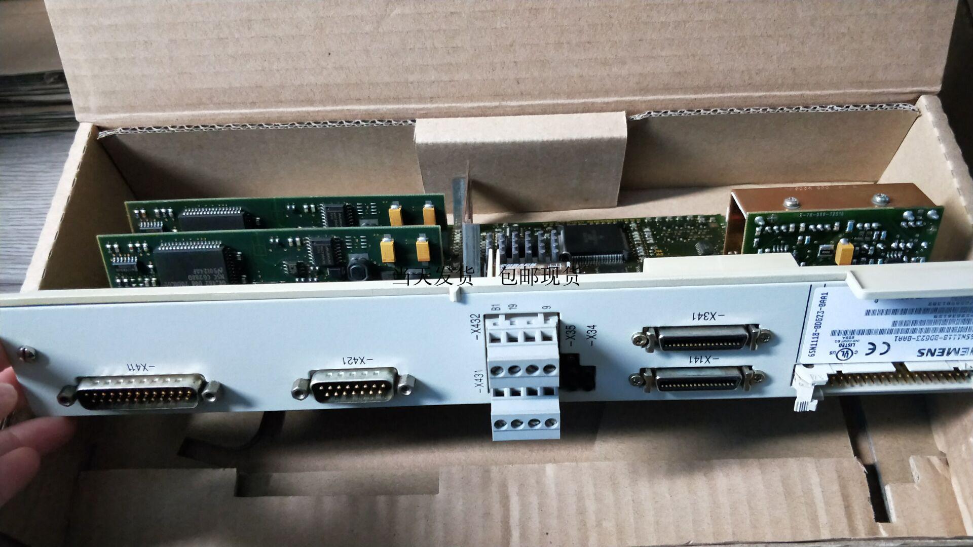 西门子6SN1118-0DM31-0AA2伺服轴卡1118特价正品