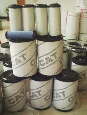 卡特油水分离器326-1643卡特挖掘机配件柴油滤清器柴油格柴滤