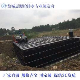 厂家直销 抗浮BDF地埋式消防泵站 装配式BDF地埋水箱