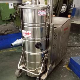 大型仓库清洁用品牌大功率工业吸尘器移动式大功率吸尘器
