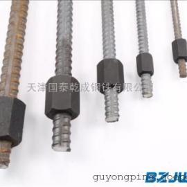 平顶山PSb830JL36MM精轧螺纹钢价格36精轧拉杆+螺帽垫片连接器