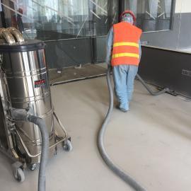 威德尔工业吸尘器厂家 供应水泥厂吸水泥灰尘智能吸尘器