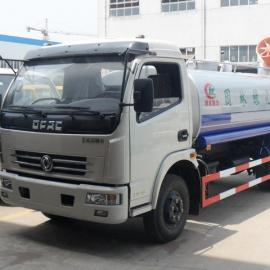 12吨天然气喷药车 园林绿化喷药车 东风天然气喷药车
