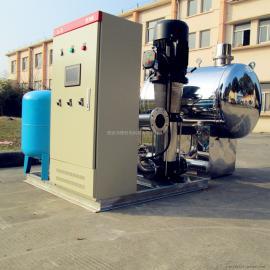 延川罐式无负压变频供水设备 延川成套全自动无塔二次恒压机组
