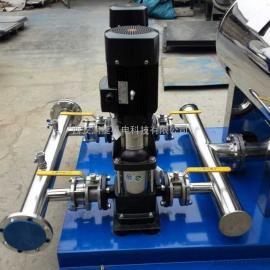 高层变频二次加压无塔供水设备 无负压成套恒压变频供水设备