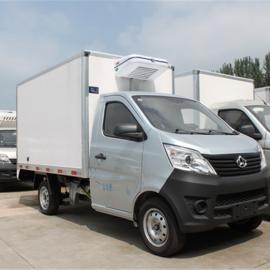 低温牛奶运输车 销售各类保温冷藏车