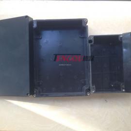 BXJ8050-黑色工程塑料箱防爆防腐接线箱操作柱按钮箱厂家