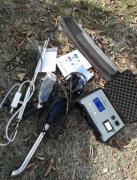 直销湖南杭州城市管理局OSD110便携式(直读式)快速油烟监测仪