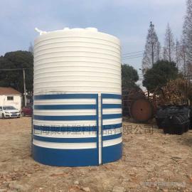 �B云港20��化工�U液��罐,20立方PE大型PE塑料水塔
