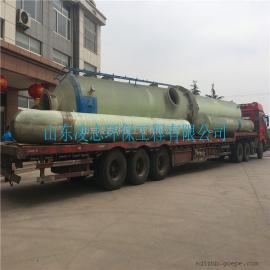工业废气处理环保洗涤塔 活性炭吸附喷淋塔 废气处理设备