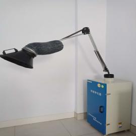 北京 单臂2.2千瓦大功率焊烟净化器 吸气臂可定制加长